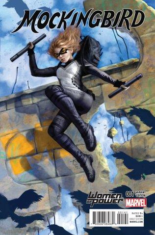 Mockingbird #1 Cover 4