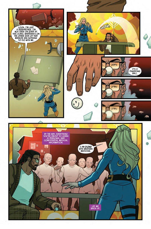 Mockingbird #1 page 2