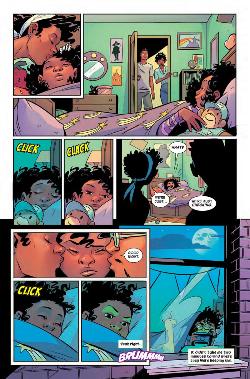Mood Girl and Devil Dinosaur #5 page 4