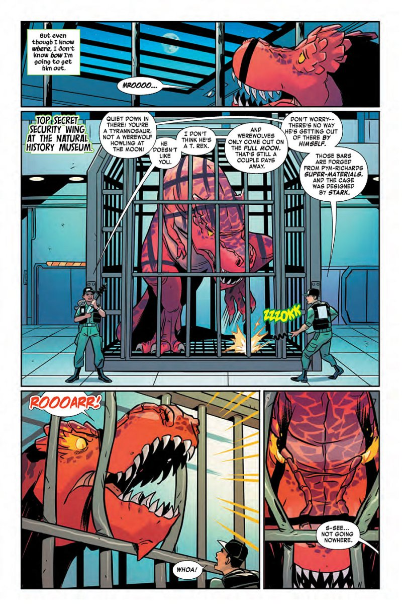 Mood Girl and Devil Dinosaur #5 page 5