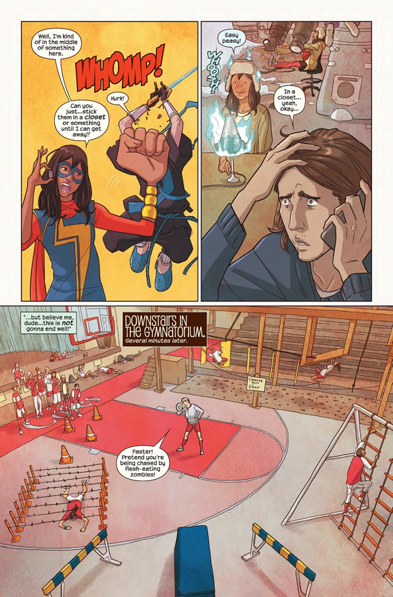 Ms Marvel #5 Page 4