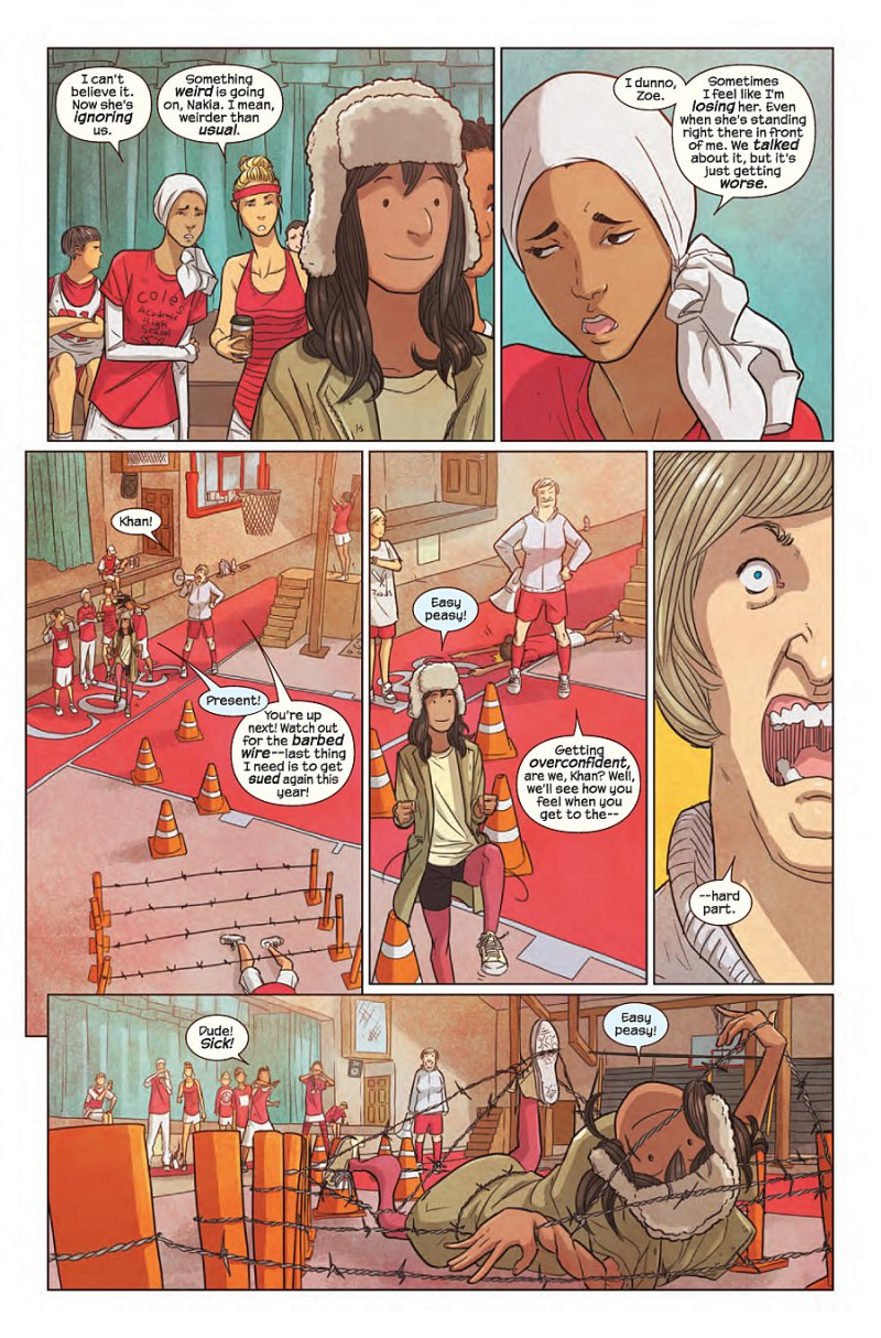 Ms Marvel #5 Page 5