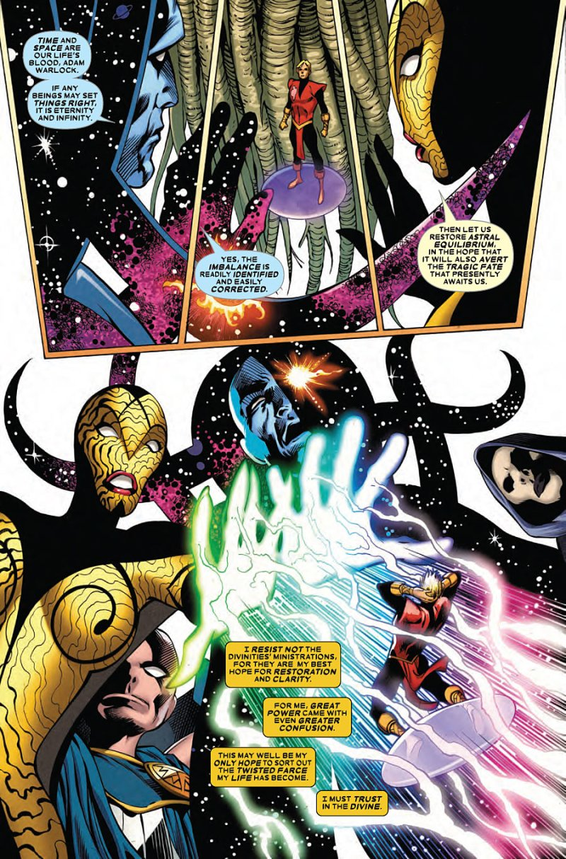 The Infintity Entity #3 page 5