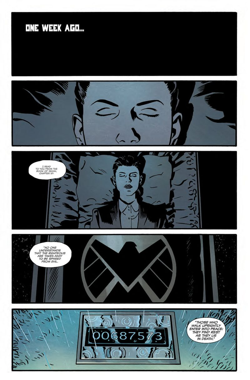 Black Widow #2 Page 2