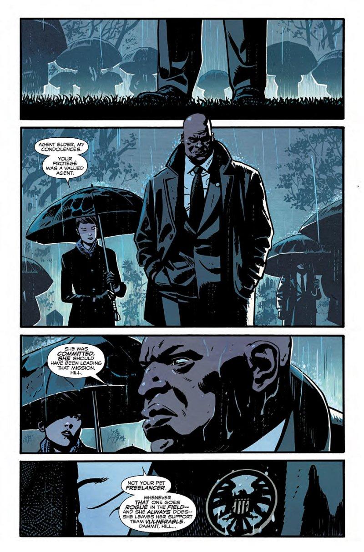 Black Widow #2 Page 3