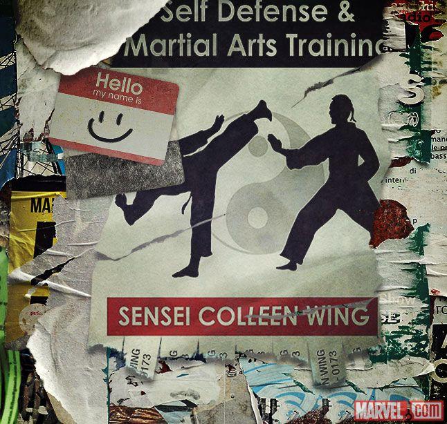 Colleen Wing Dojo