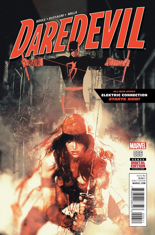 Daredevil #6 Cover
