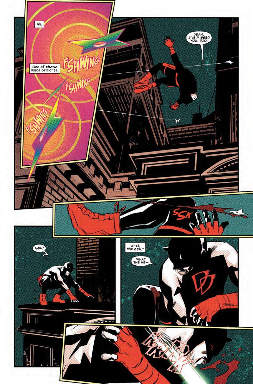 Daredevil #6 Page 2
