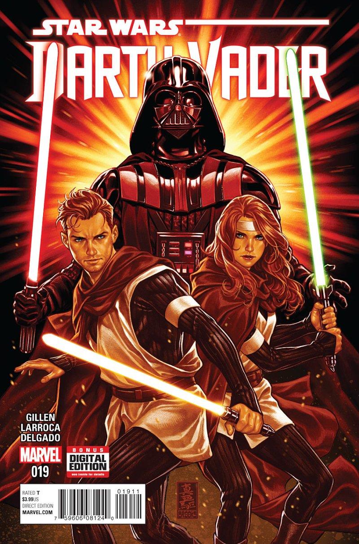 Darth Vader #19 Cover