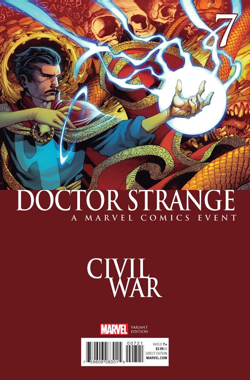 Doctor Strange #7 Cover 2