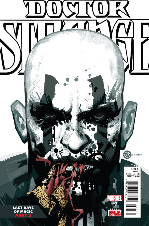 Doctor Strange #7 Cover