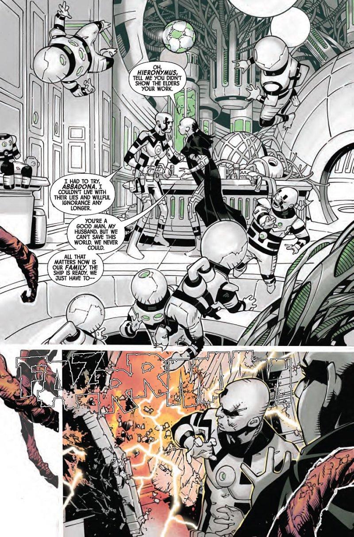 Doctor Strange #7 Page 3