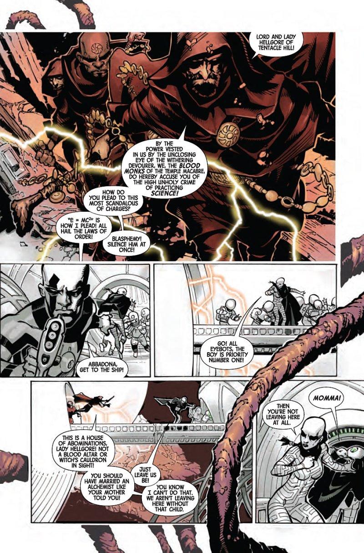 Doctor Strange #7 Page 4