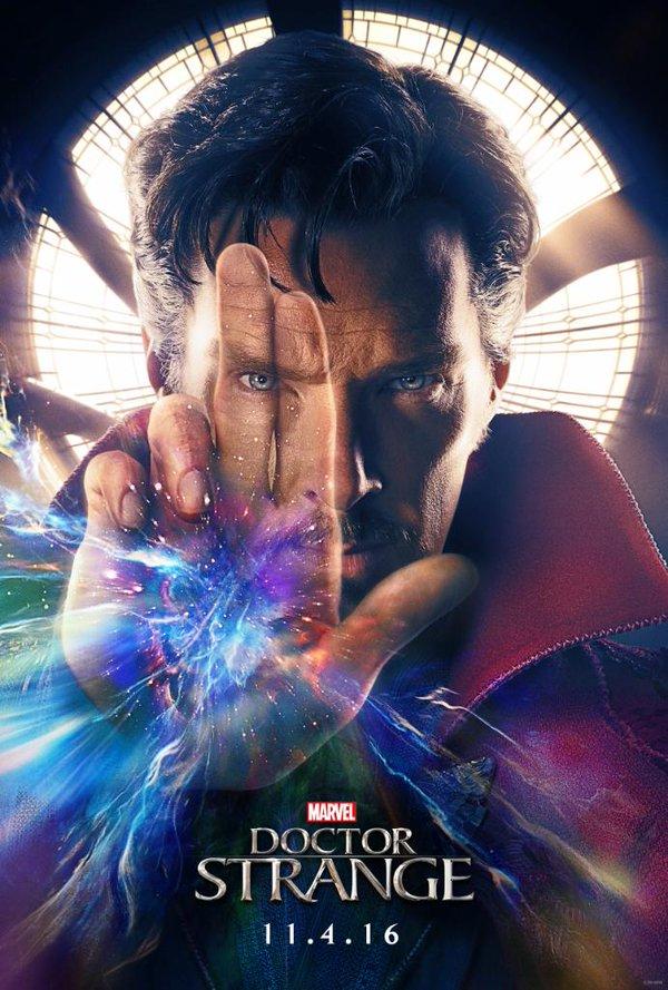 Doctor Strange Poster 2
