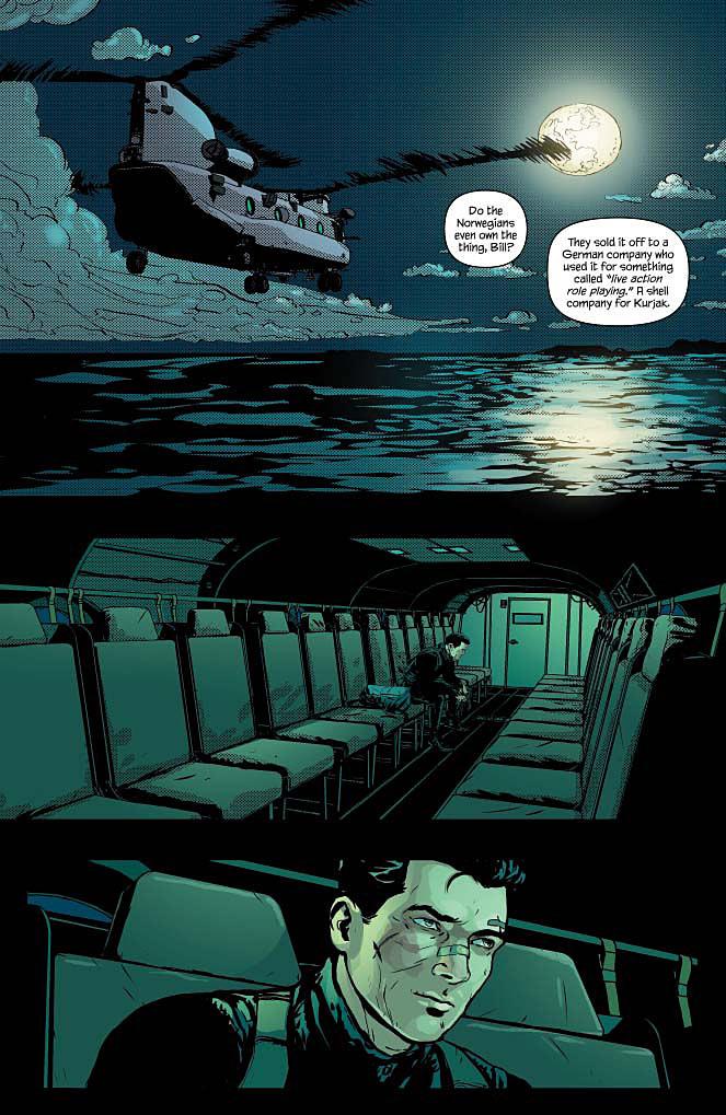 James Bond #6 Page 2