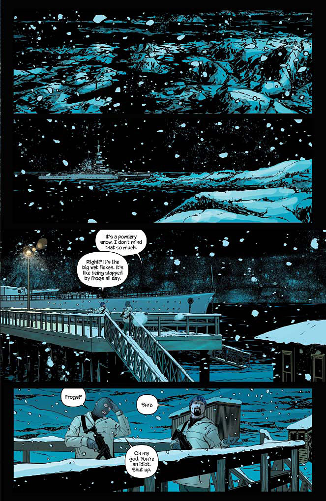 James Bond #6 Page 3