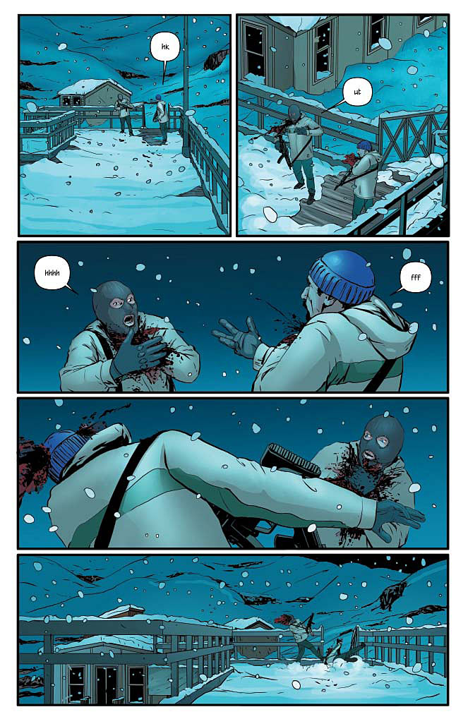 James Bond #6 Page 4