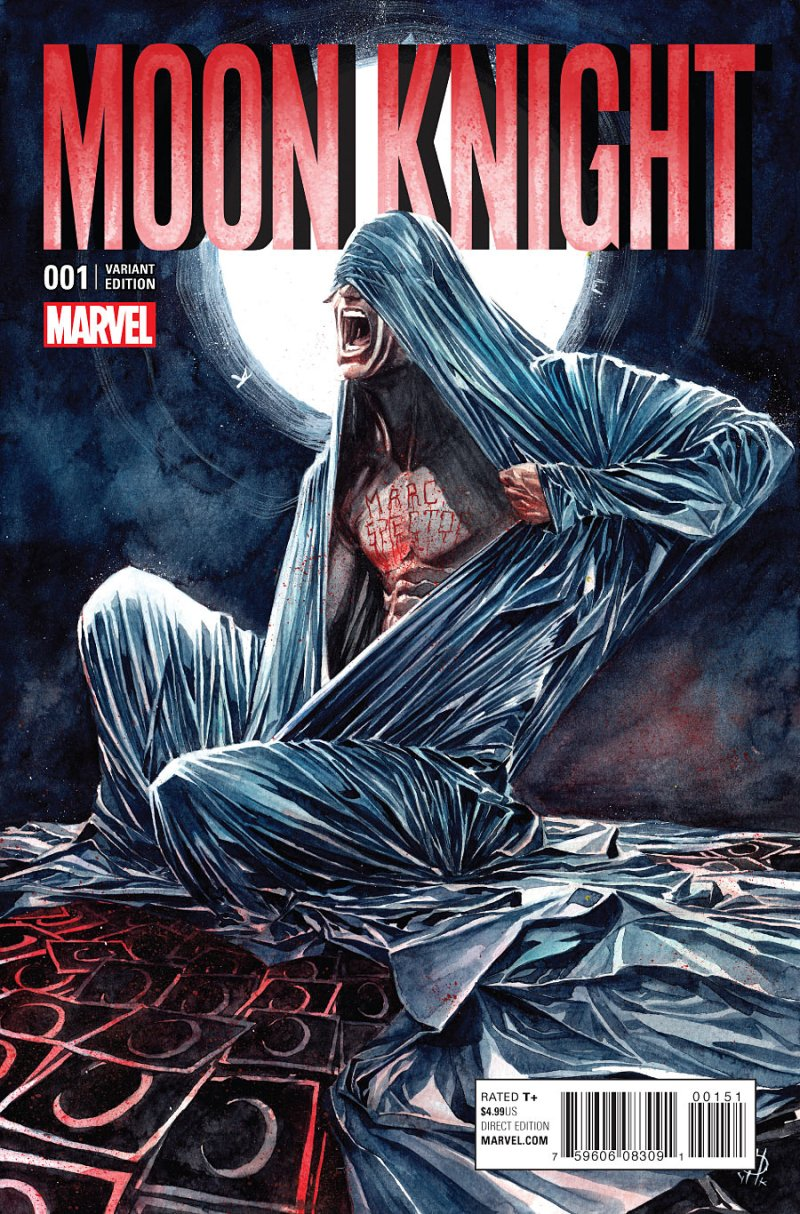 Moon Knight #1 Cover 4