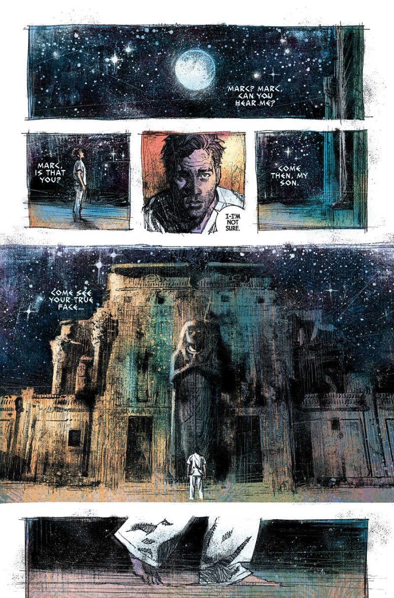 Moon Knight #1 page 2
