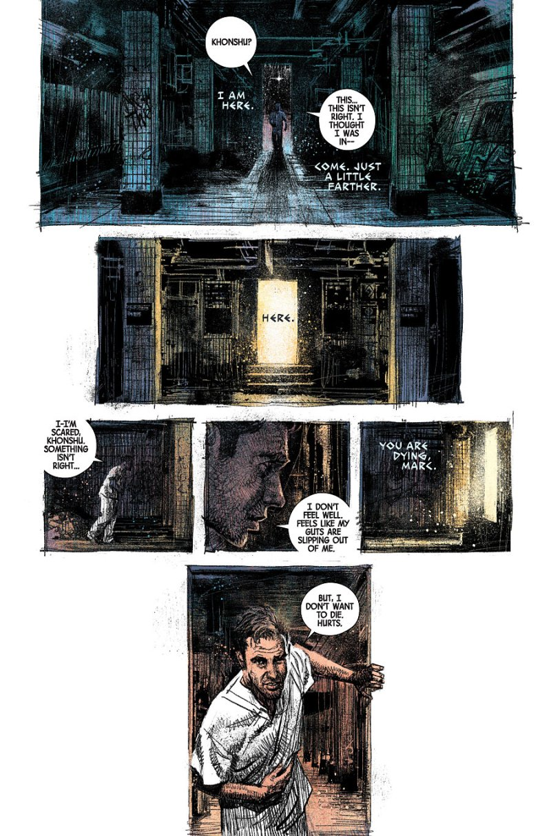Moon Knight #1 page 3
