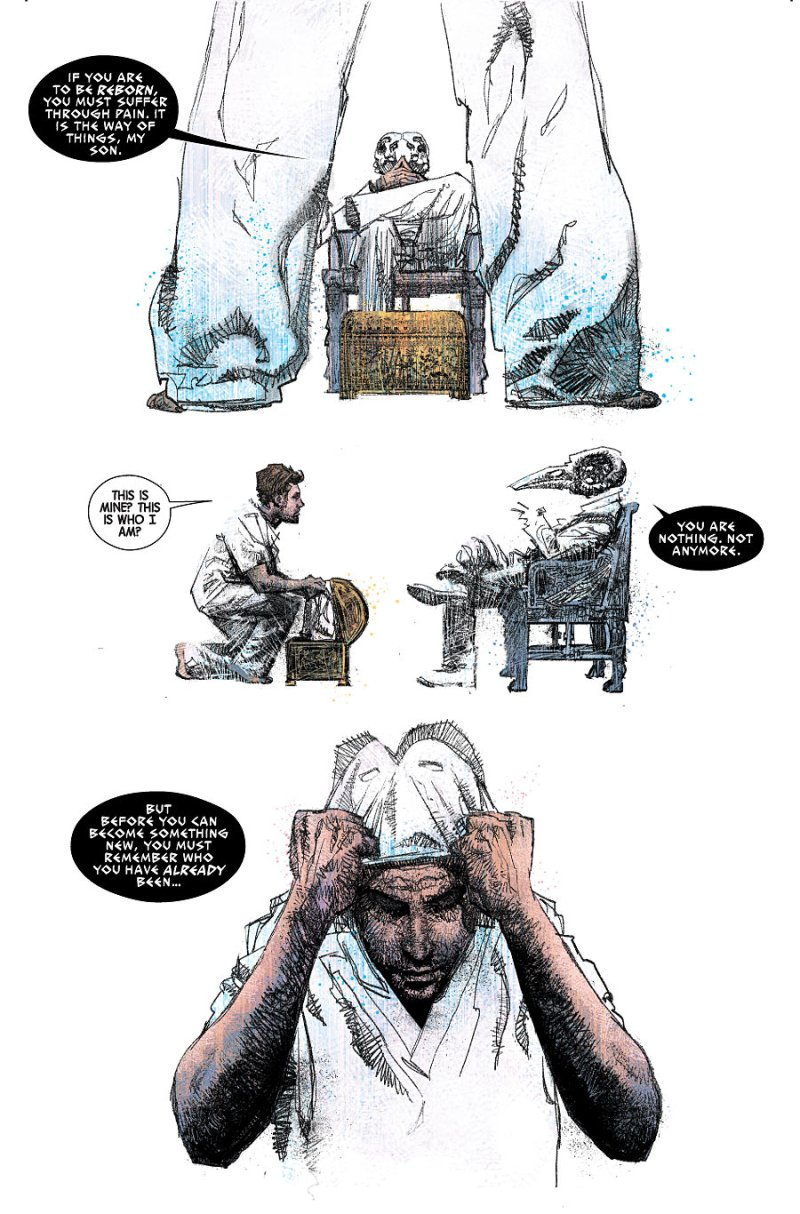 Moon Knight #1 page 4