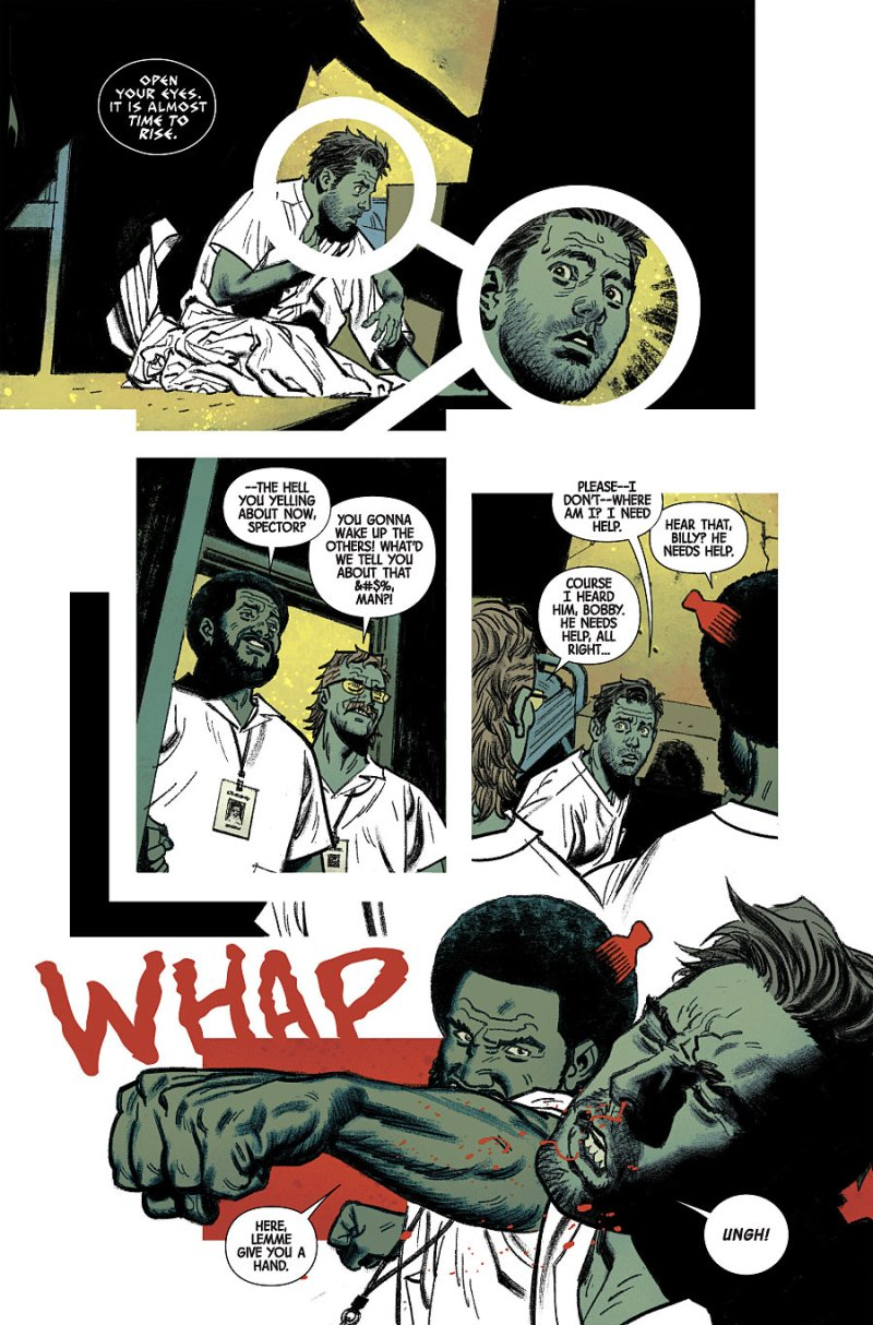 Moon Knight #1 page 6