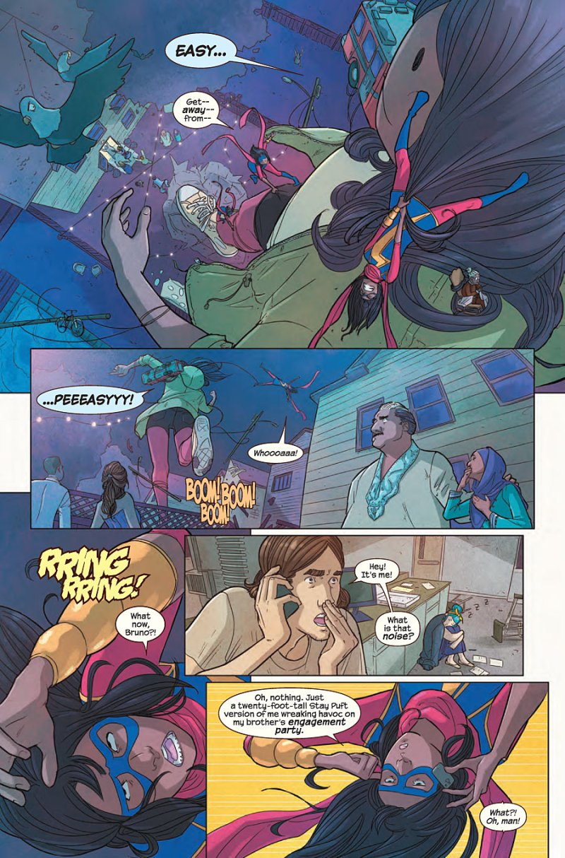 Ms Marvel #6 Page 4