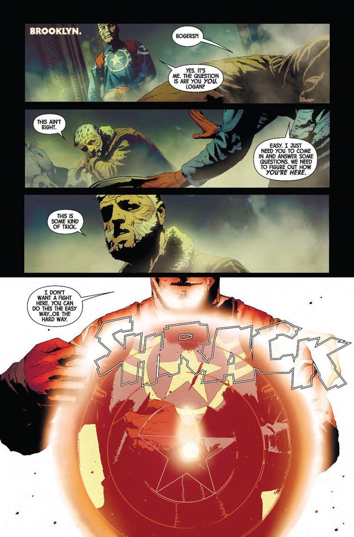 Old Man Logan #4 Page 2