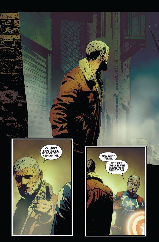 Old Man Logan #4 Page 3