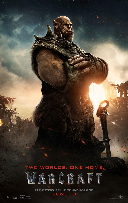 Orgrim Doomhammer Poster