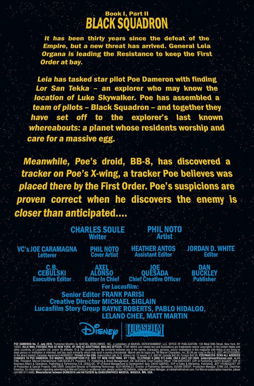 Poe Dameron #2 Page 1