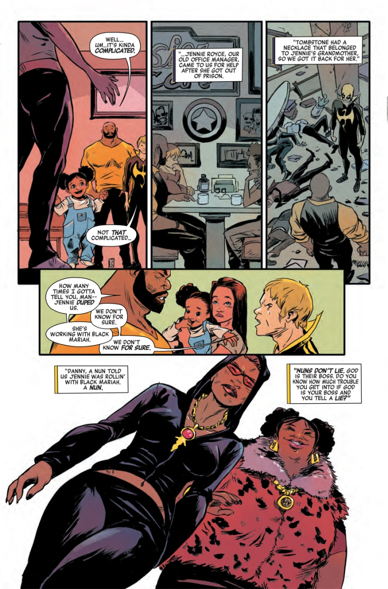 Power Man and Iron Fist #3 Page 4