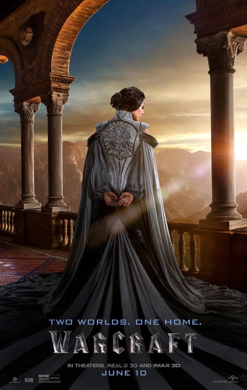Queen Taria Poster