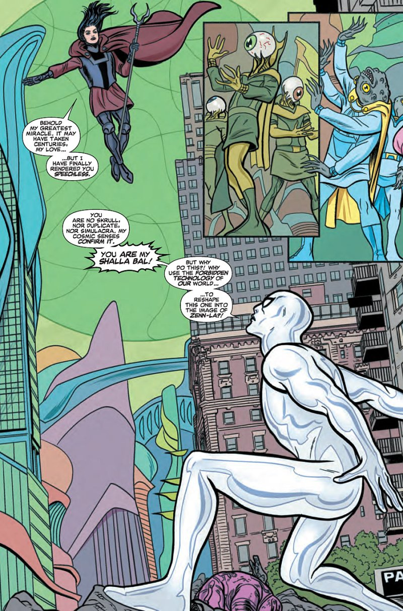 Silver Surfer #3 page 2