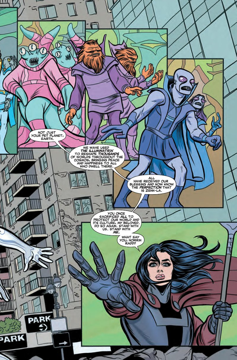 Silver Surfer #3 page 3