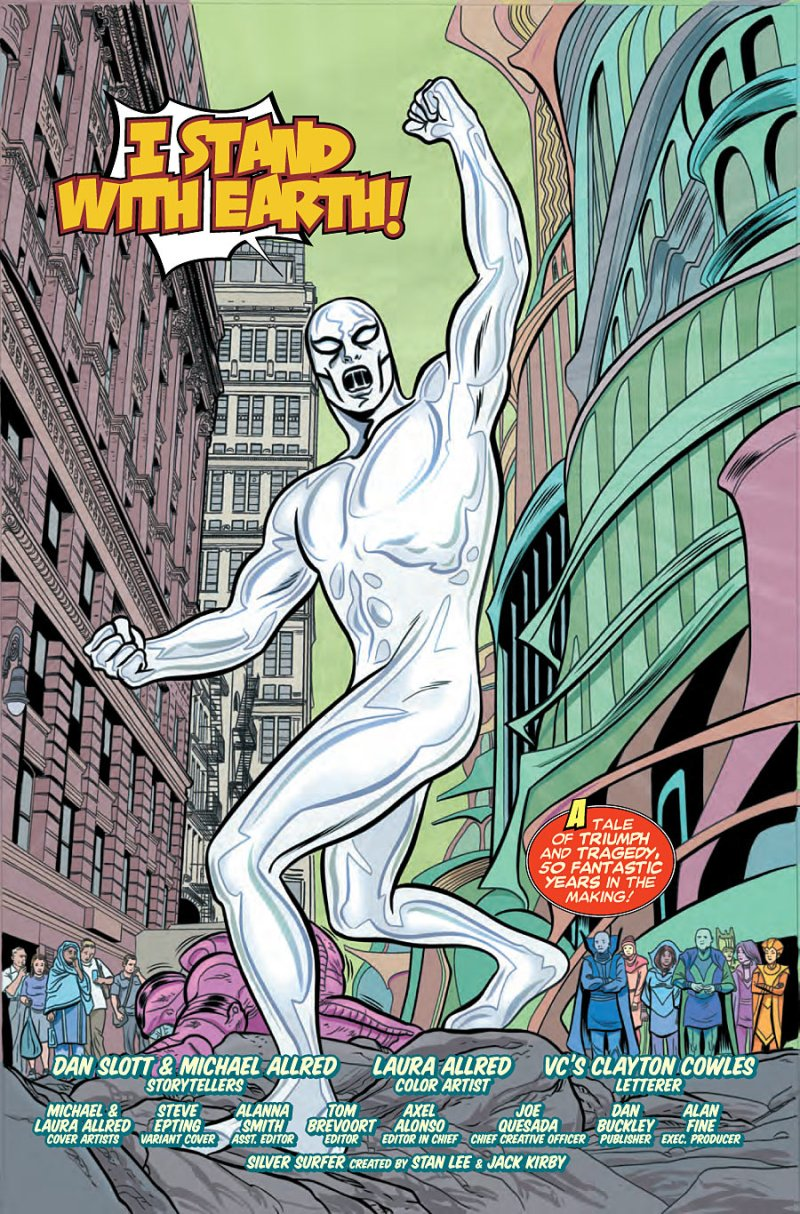 Silver Surfer #3 page 4