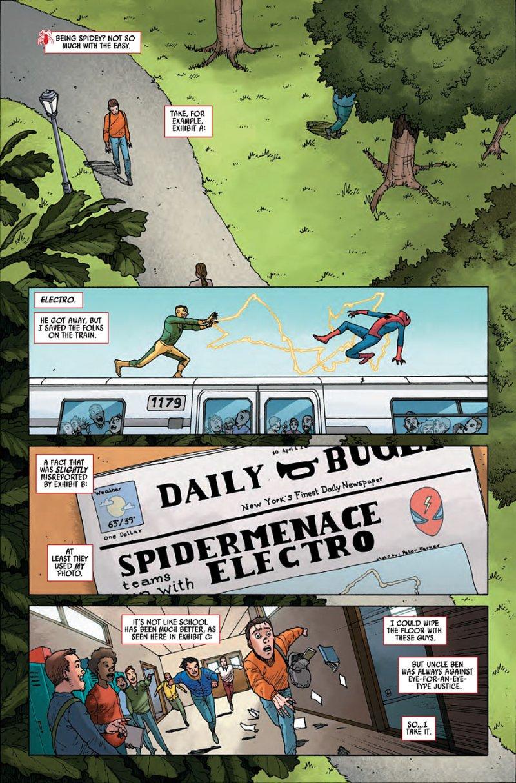 Spider #4 Page 1