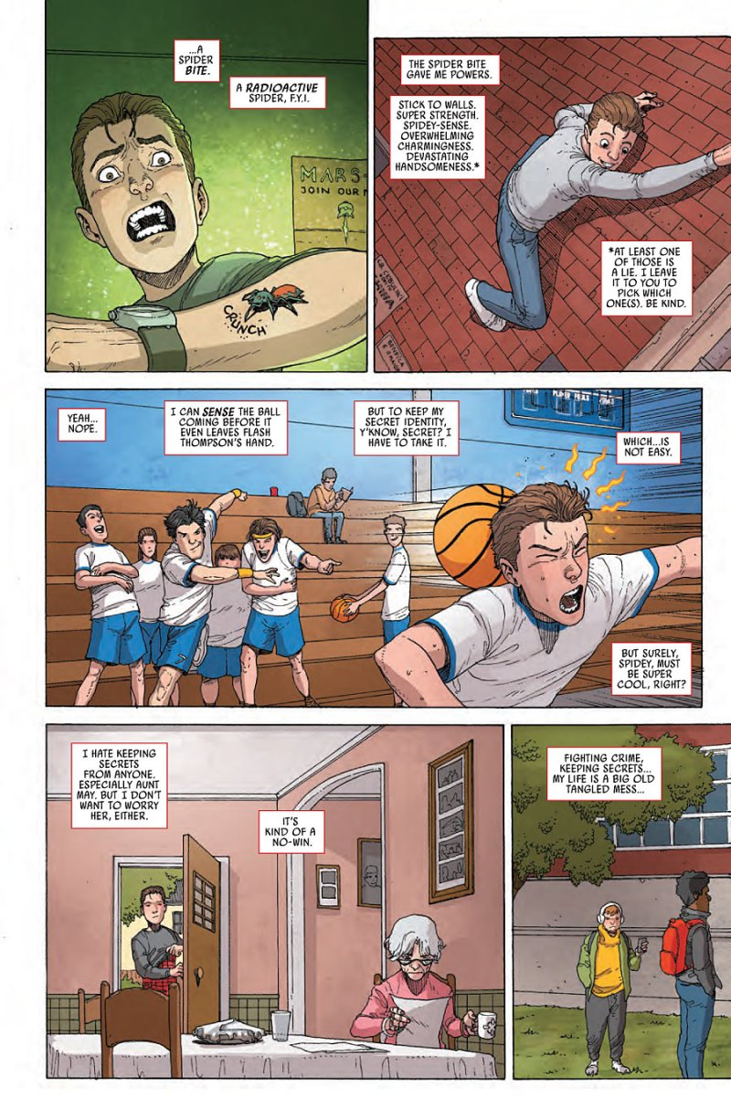 Spidey #5 Page 2