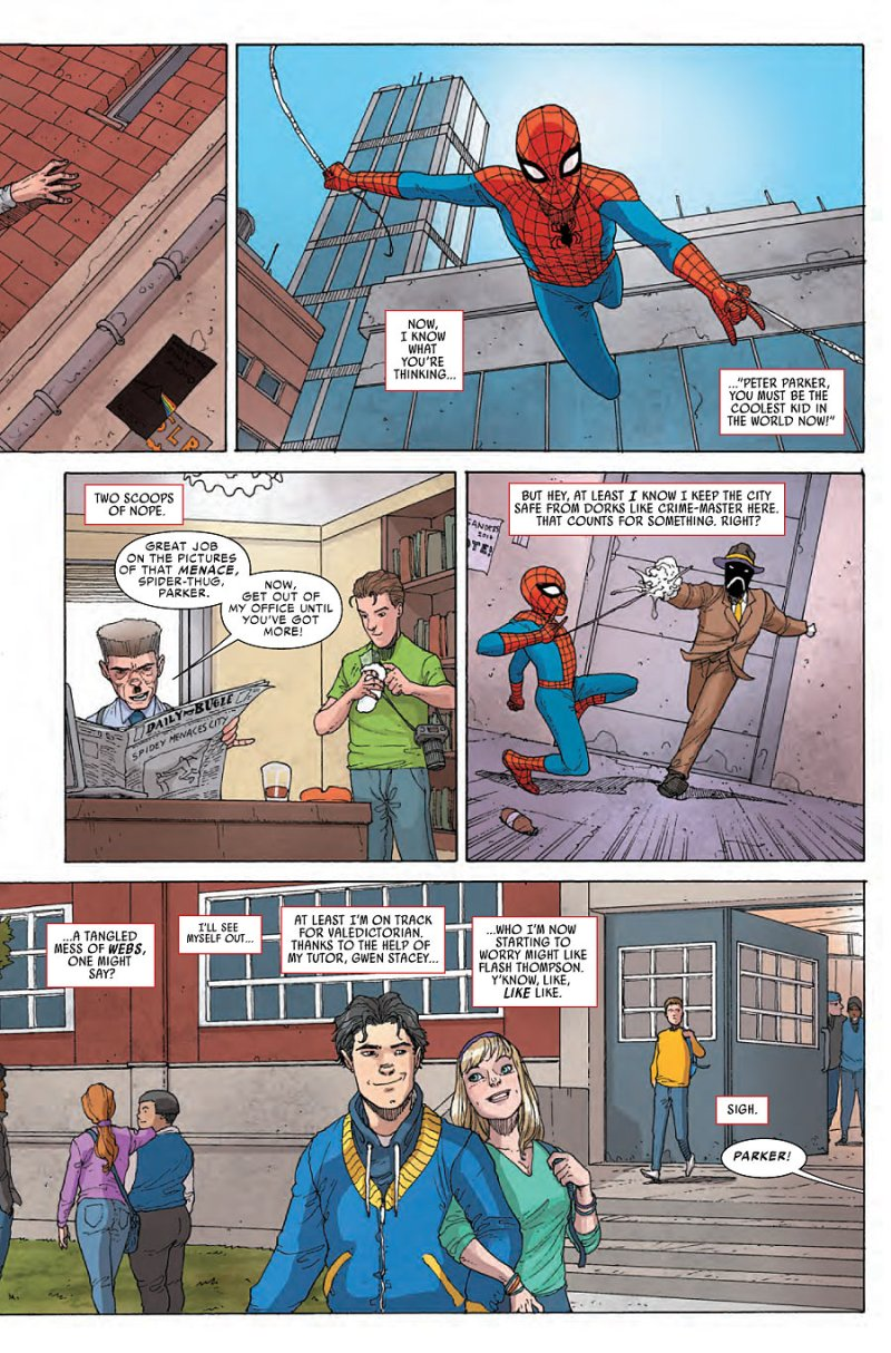 Spidey #5 Page 3
