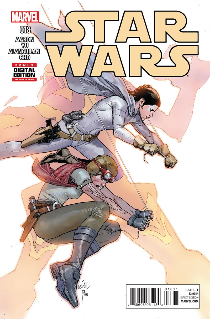 Star Wars #18 Cover