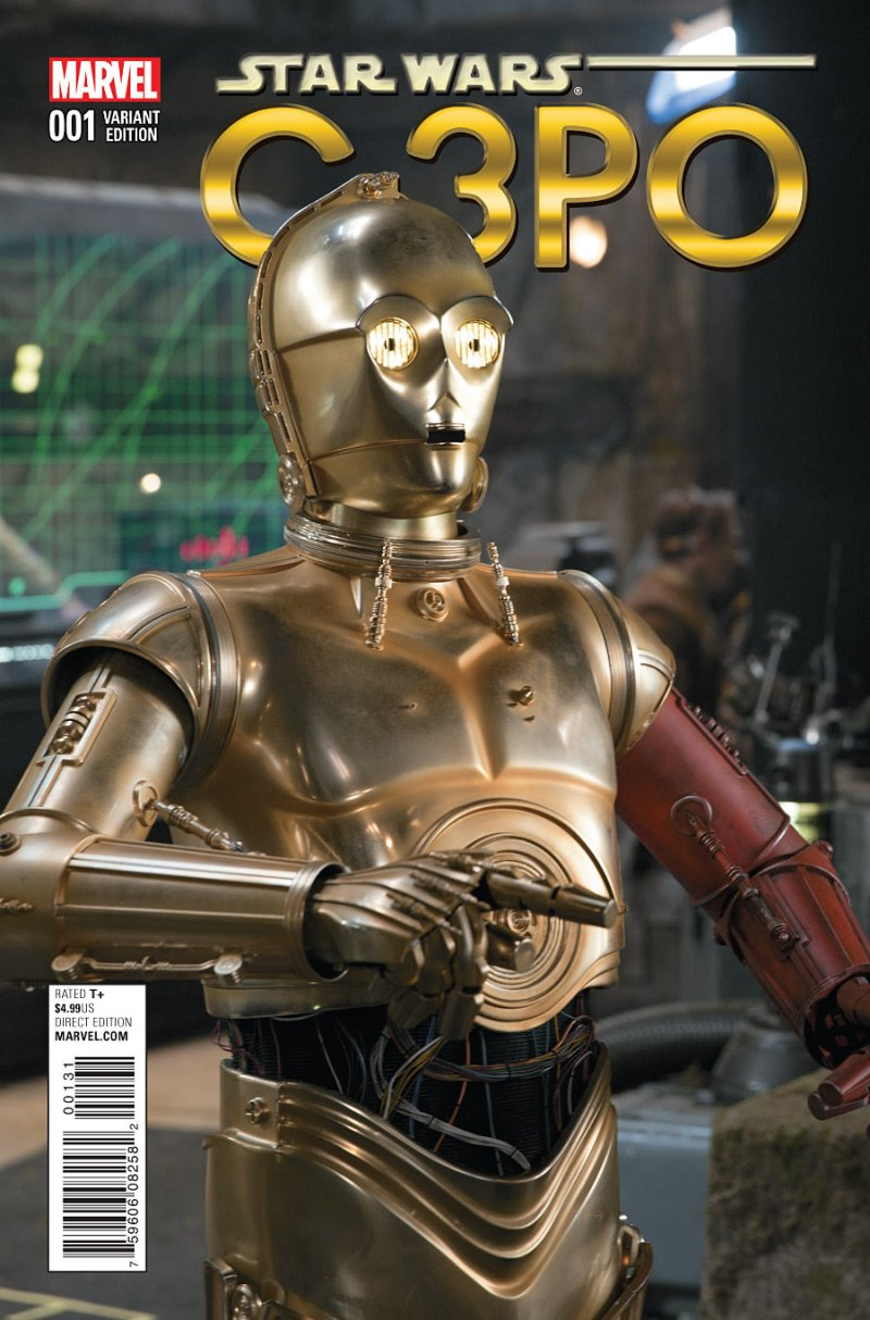 Star Wars Special C3PO #1 Cover 2