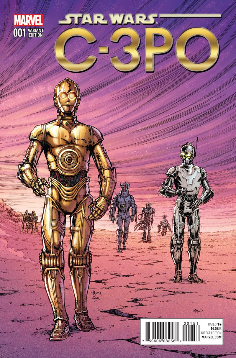 Star Wars Special C3PO #1 Cover 4