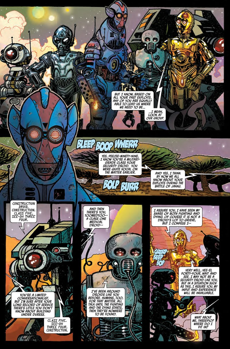 Star Wars Special C3PO #1 page 6