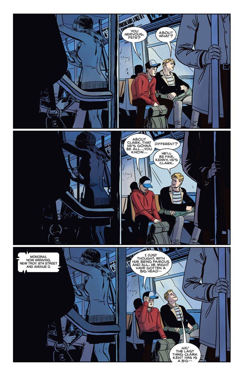 Superman- American Alien #6 Page 1
