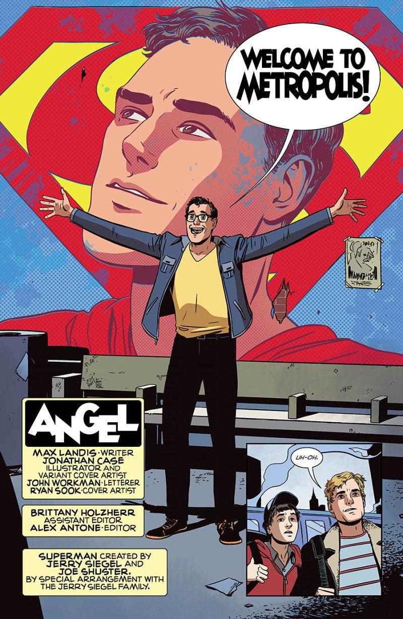 Superman- American Alien #6 Page 2