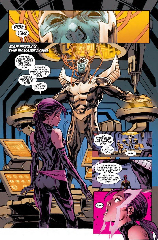 Uncanny X-Men #6 Page 2