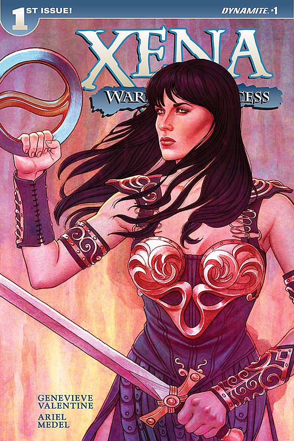 Xena #1 Cover 2