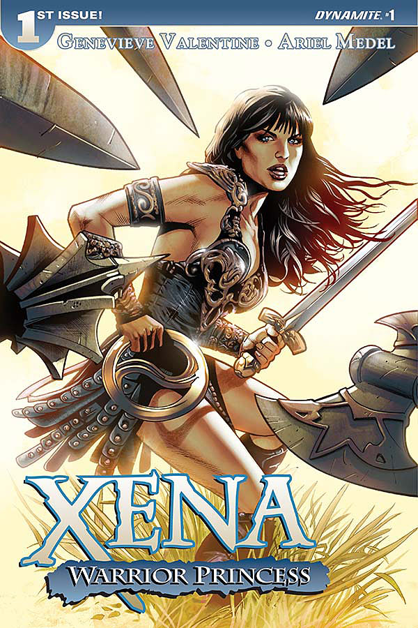 Xena #1 Cover