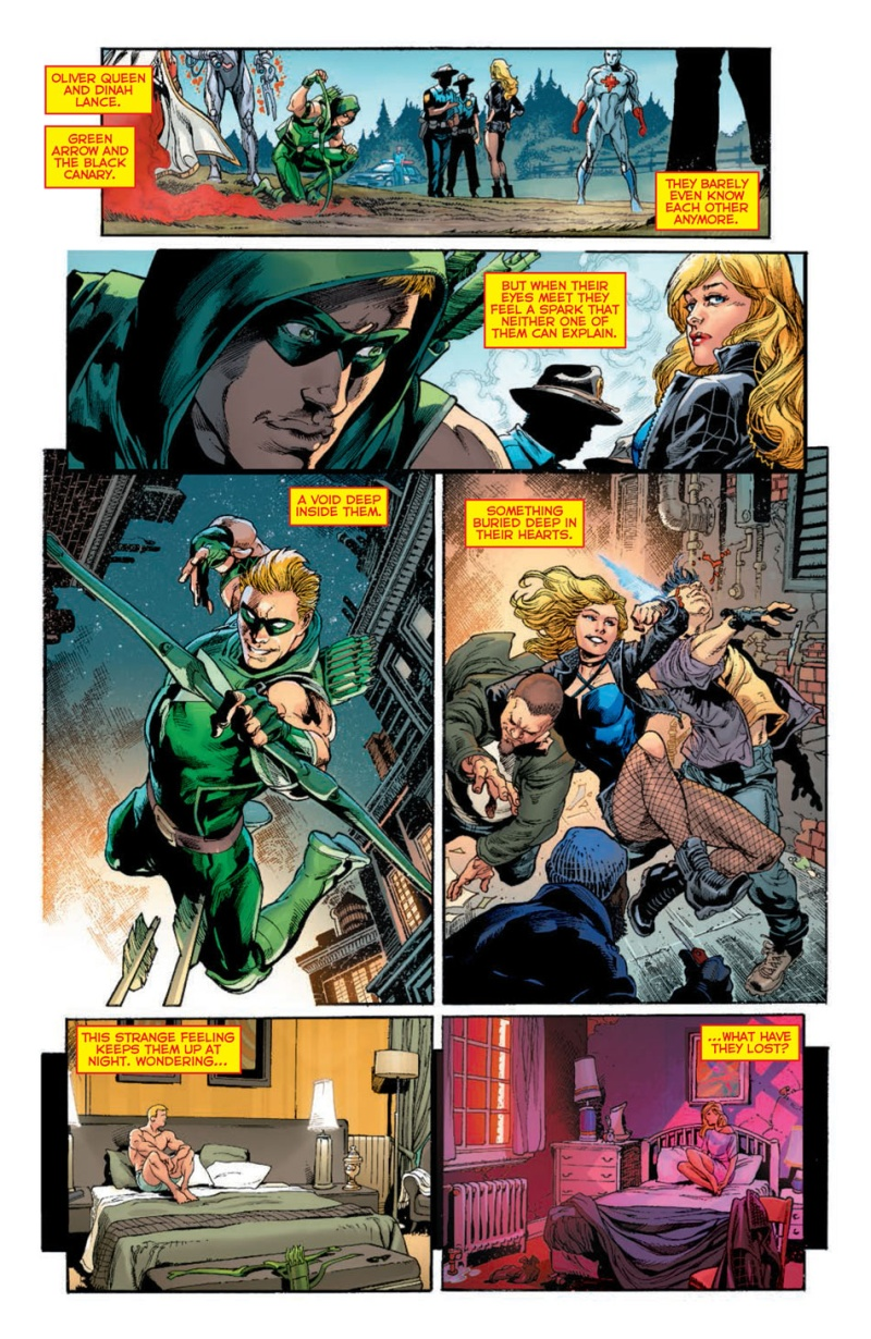 DC Comic Rebirth #1 Page 11