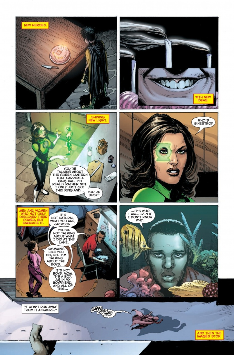DC Comic Rebirth #1 Page 7